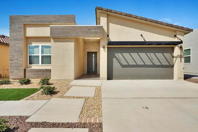 12352 Desert Dove Avenue, El Paso, TX 79938 (MLS #827826) :: Preferred Closing Specialists