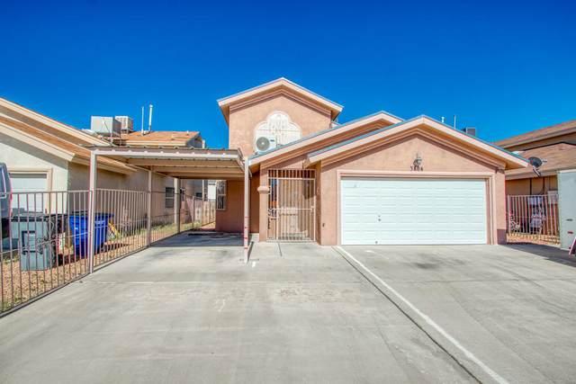 3804 Tierra Zafiro Drive, El Paso, TX 79938 (MLS #827829) :: Preferred Closing Specialists