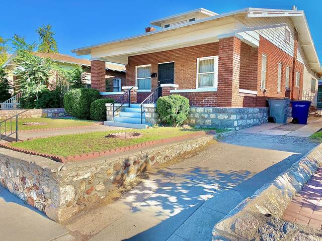 3203 Lebanon Avenue, El Paso, TX 79930 (MLS #827832) :: Preferred Closing Specialists
