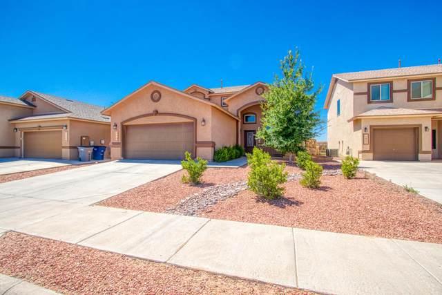 14326 S South Cave Avenue, El Paso, TX 79938 (MLS #827852) :: Preferred Closing Specialists