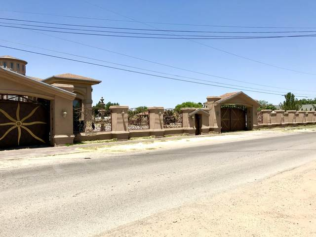 531 Liahona Drive, Socorro, TX 79927 (MLS #827853) :: Preferred Closing Specialists