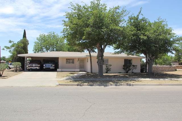 9840 Heather Avenue, El Paso, TX 79925 (MLS #827854) :: Preferred Closing Specialists