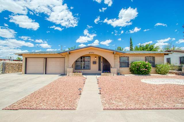 8505 Mineola Drive, El Paso, TX 79925 (MLS #827856) :: Preferred Closing Specialists