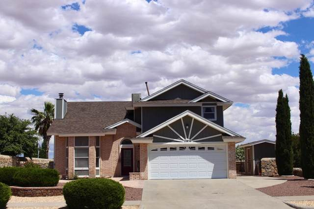 10856 Loma Del Norte Drive, El Paso, TX 79934 (MLS #827860) :: Preferred Closing Specialists