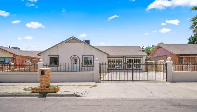 9290 Nottingham Drive, El Paso, TX 79907 (MLS #827869) :: Preferred Closing Specialists