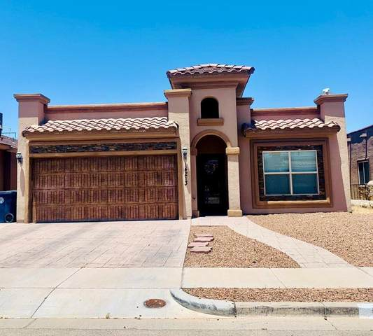 14213 Fabled Point Avenue, El Paso, TX 79938 (MLS #827907) :: Preferred Closing Specialists