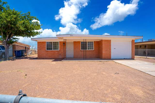 10212 Cermac Street, El Paso, TX 79924 (MLS #827921) :: Preferred Closing Specialists