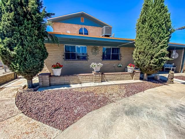 7144 Tangerine Lane, El Paso, TX 79915 (MLS #827928) :: Preferred Closing Specialists