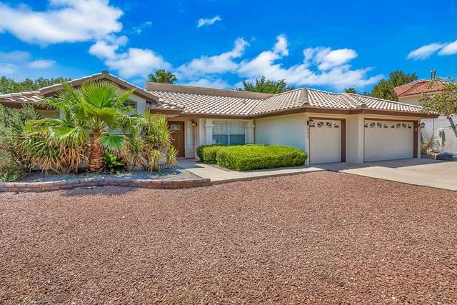 504 Rosinante Road, El Paso, TX 79922 (MLS #827933) :: Mario Ayala Real Estate Group