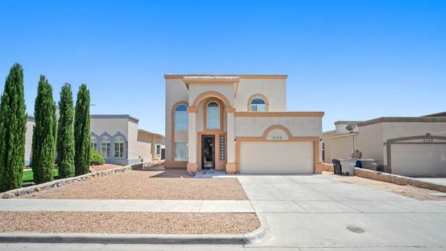 3142 Blue Dirt Circle, El Paso, TX 79938 (MLS #827941) :: Preferred Closing Specialists