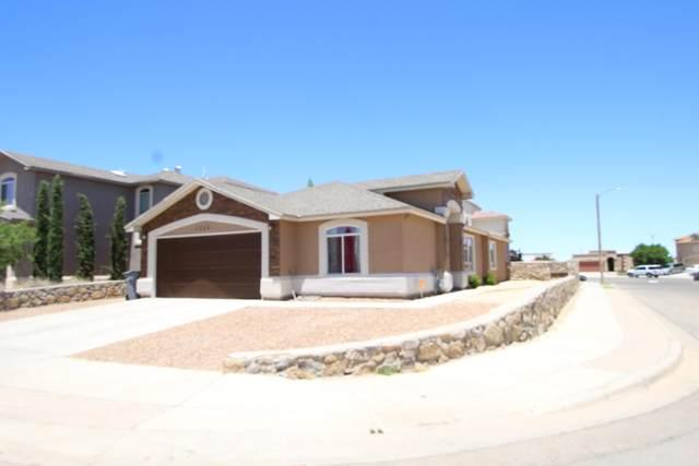 2889 Magic Rock Drive, El Paso, TX 79938 (MLS #827942) :: Preferred Closing Specialists