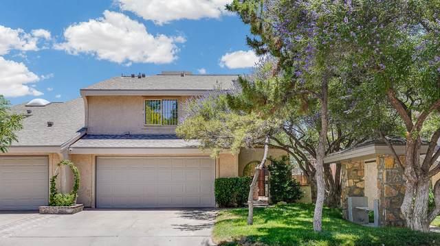 1716 Pico Alto Drive #0, El Paso, TX 79935 (MLS #827945) :: The Matt Rice Group