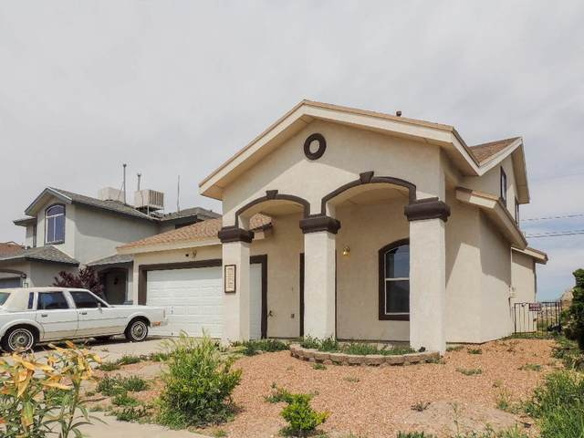 1071 Oscar Chacon Street, San Elizario, TX 79849 (MLS #827946) :: Preferred Closing Specialists