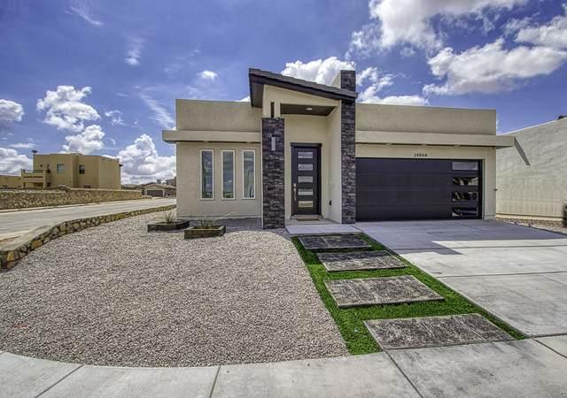 12493 Knightsbridge Drive, El Paso, TX 79928 (MLS #827952) :: The Matt Rice Group