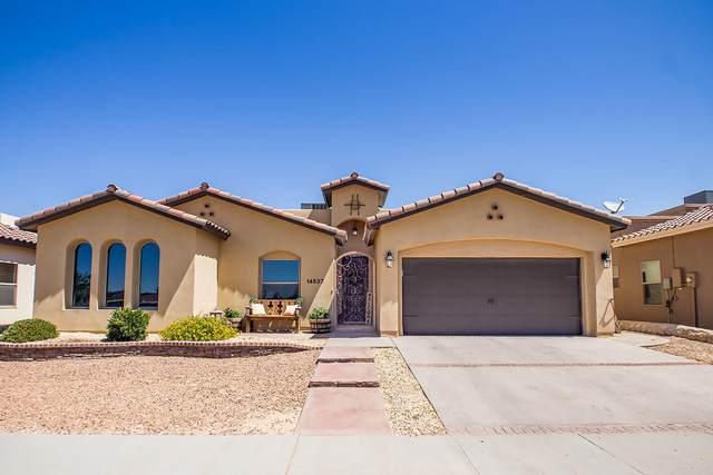 14537 Holly Springs Avenue, El Paso, TX 79938 (MLS #827966) :: Preferred Closing Specialists