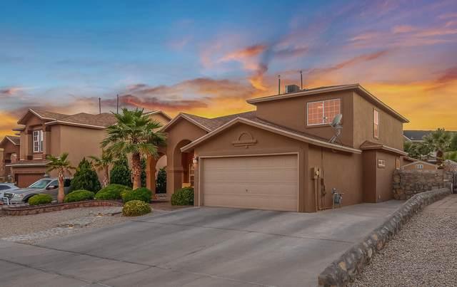 1309 Olga Mapula Drive, El Paso, TX 79936 (MLS #827972) :: Preferred Closing Specialists