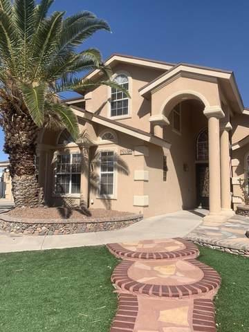 1369 Luz Carpio Way #152, El Paso, TX 79936 (MLS #827983) :: Preferred Closing Specialists
