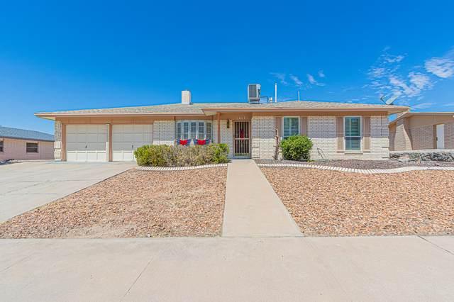 1617 Lomaland Drive, El Paso, TX 79935 (MLS #827986) :: Preferred Closing Specialists