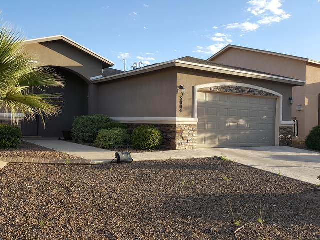 3004 Lookout Point Drive, El Paso, TX 79938 (MLS #827999) :: Preferred Closing Specialists