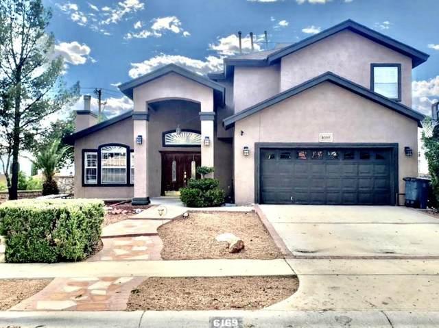 6169 Loma De Cristo Drive, El Paso, TX 79912 (MLS #828002) :: Preferred Closing Specialists