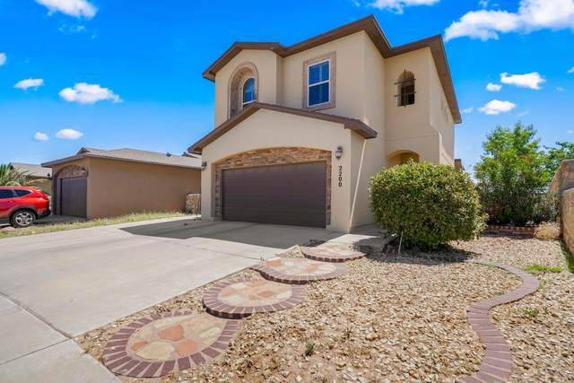 2200 Bird Song Street, El Paso, TX 79938 (MLS #828051) :: The Matt Rice Group