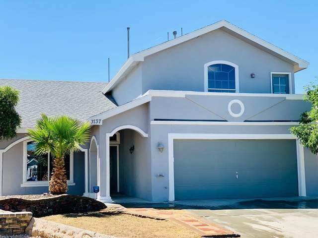 3137 Tierra Ayala Drive, El Paso, TX 79938 (MLS #828055) :: The Purple House Real Estate Group
