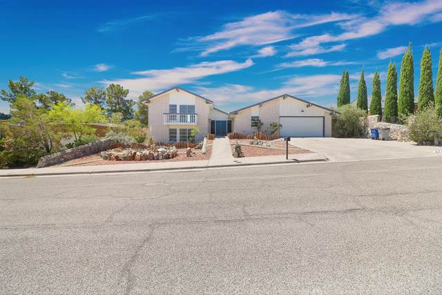 3220 Pagosa Court, El Paso, TX 79904 (MLS #828104) :: Preferred Closing Specialists