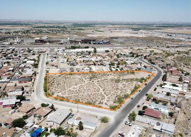 856 Coach Road, El Paso, TX 79932 (MLS #828115) :: The Matt Rice Group
