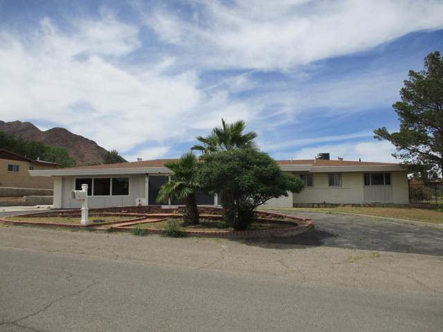 3005 Titanic Avenue, El Paso, TX 79904 (MLS #828126) :: Preferred Closing Specialists