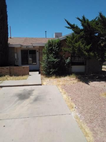 817 Barandal Drive, El Paso, TX 79907 (MLS #828144) :: Jackie Stevens Real Estate Group brokered by eXp Realty
