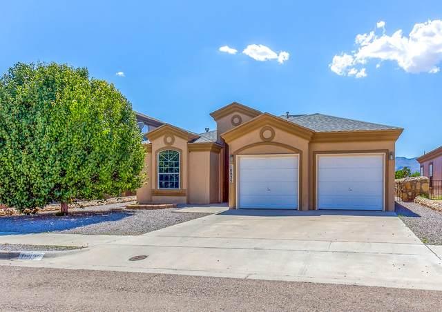 10835 Aaron Street, El Paso, TX 79924 (MLS #828146) :: Jackie Stevens Real Estate Group brokered by eXp Realty