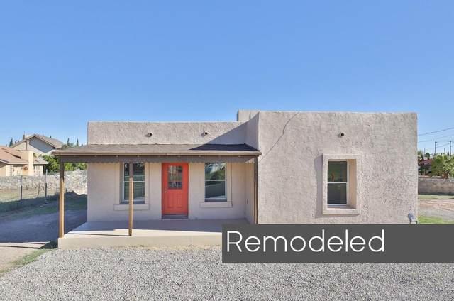 9349 Carnes Road, El Paso, TX 79907 (MLS #828149) :: Jackie Stevens Real Estate Group brokered by eXp Realty