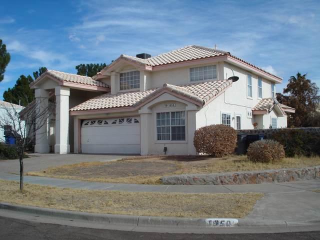 1950 Paseo Del Prado Drive, El Paso, TX 79936 (MLS #828152) :: Preferred Closing Specialists