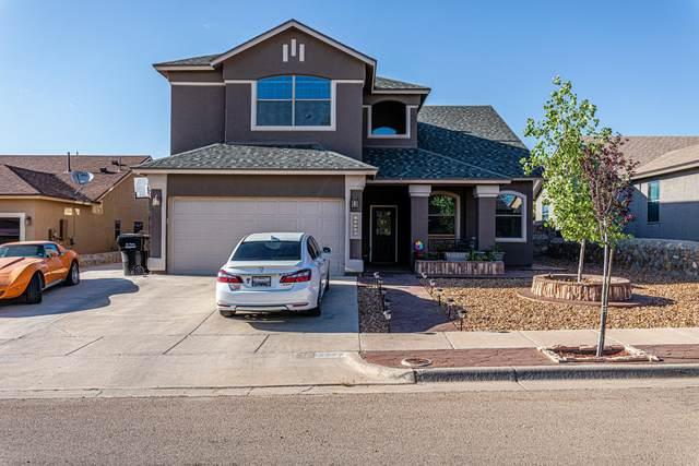12227 Branell Lane, El Paso, TX 79928 (MLS #828159) :: Jackie Stevens Real Estate Group brokered by eXp Realty