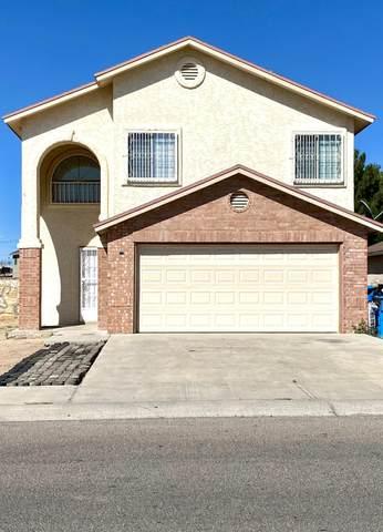 10201 Valle De Oro Drive, El Paso, TX 79927 (MLS #828221) :: The Purple House Real Estate Group