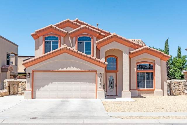 3721 Tierra Aurora Drive, El Paso, TX 79938 (MLS #828236) :: The Purple House Real Estate Group