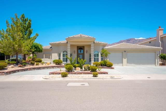 6563 Laramie Ridge Lane, El Paso, TX 79912 (MLS #828239) :: Jackie Stevens Real Estate Group brokered by eXp Realty