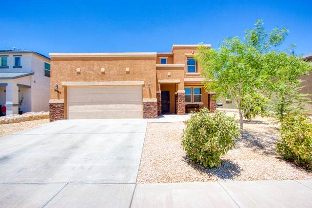 14653 Rockbridge Avenue, El Paso, TX 79938 (MLS #828262) :: The Purple House Real Estate Group