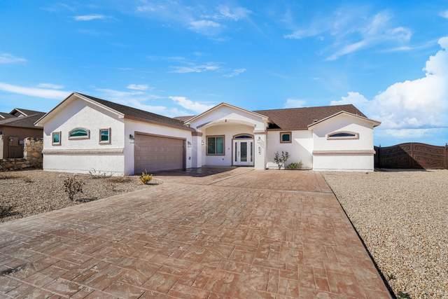604 Gold Beach Drive, Canutillo, TX 79835 (MLS #828325) :: Preferred Closing Specialists