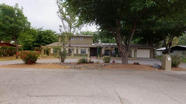 708 Cervantes Court, El Paso, TX 79922 (MLS #828372) :: The Matt Rice Group