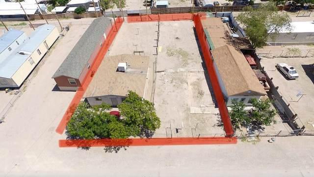 215 NW Davis Street, Fabens, TX 79838 (MLS #828424) :: The Matt Rice Group