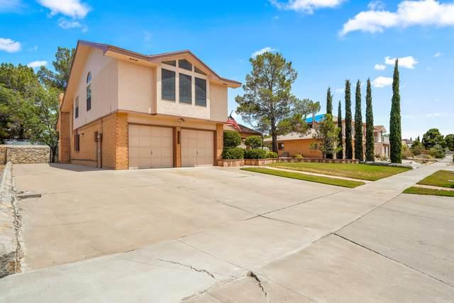 3132 Hickman Street, El Paso, TX 79936 (MLS #828446) :: Preferred Closing Specialists