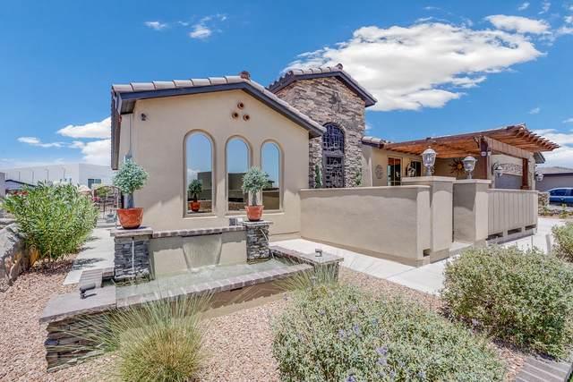 12317 Biddleston Drive, El Paso, TX 79928 (MLS #828504) :: The Matt Rice Group