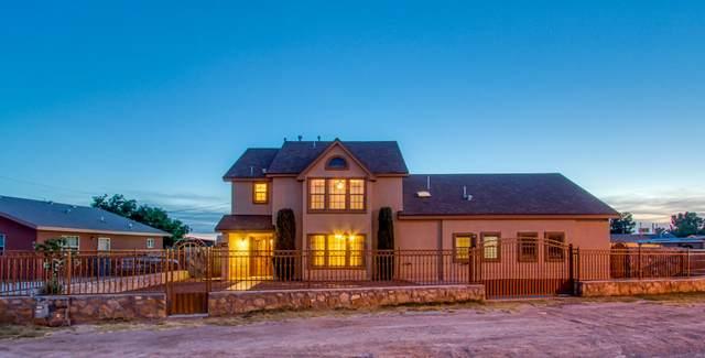 10270 Fresquez Drive, Socorro, TX 79927 (MLS #828620) :: The Matt Rice Group