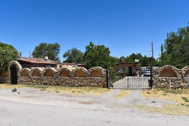 10819 Porsel Drive, Socorro, TX 79927 (MLS #828630) :: Jackie Stevens Real Estate Group brokered by eXp Realty