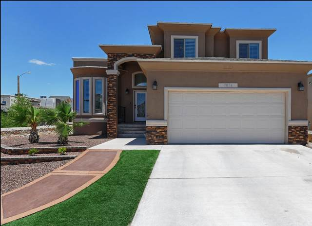 7876 Enchanted View Drive, El Paso, TX 79911 (MLS #828670) :: The Purple House Real Estate Group