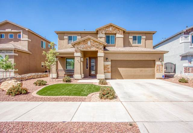 1731 Breeder Cup, El Paso, TX 79928 (MLS #828777) :: Preferred Closing Specialists