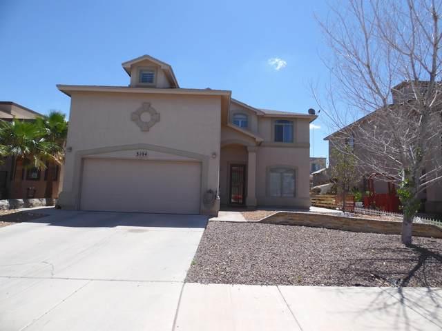 3104 Amistoso Street, El Paso, TX 79938 (MLS #828838) :: Preferred Closing Specialists
