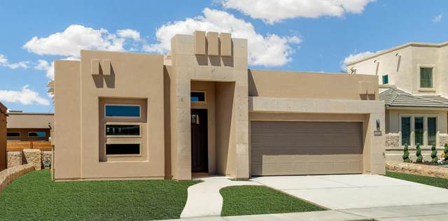 12816 Garden Ridge, El Paso, TX 79928 (MLS #828849) :: The Matt Rice Group