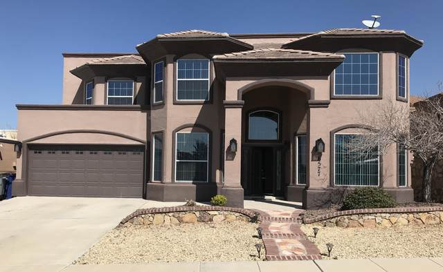 6577 Hermoso Del Sol Drive, El Paso, TX 79911 (MLS #828854) :: Jackie Stevens Real Estate Group brokered by eXp Realty